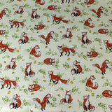 Blanket - Forest Foxes