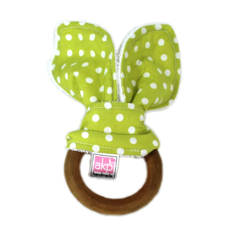 Teether - Giraffe Dots
