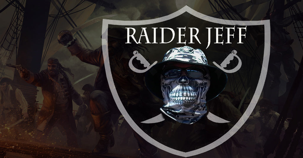 Raider Jeff Blog Spot
