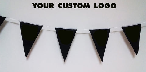 15 Foot Custom Logo Party Banner