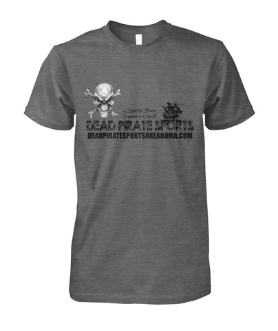 Dead Pirate Oklahoma Unisex Cotton Tee