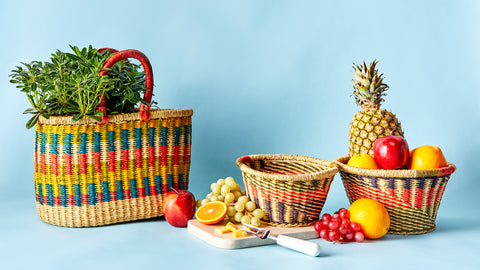 Baskets and Trivets
