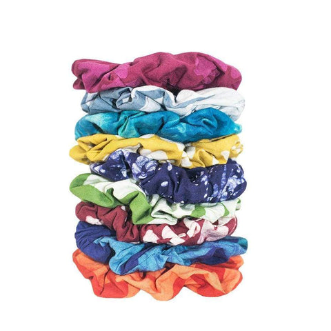 Cotton Scrunchie - Assorted