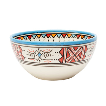 Berber Ceramic Bowl