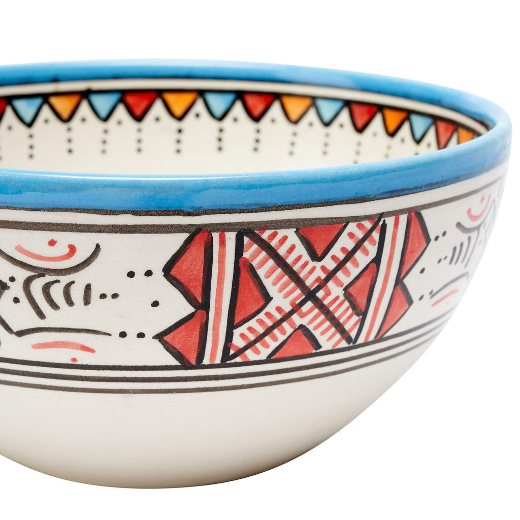 Serving Bowl - Berber