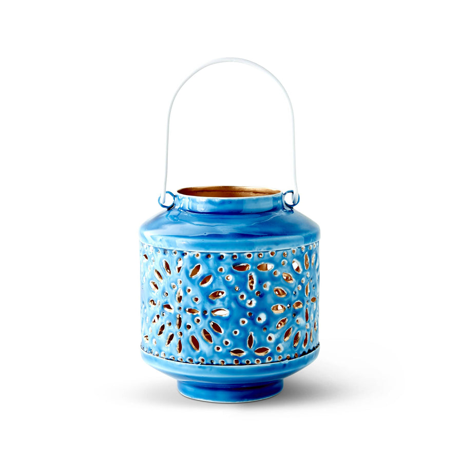Indoor/Outdoor Tealight Lantern - Garden Party