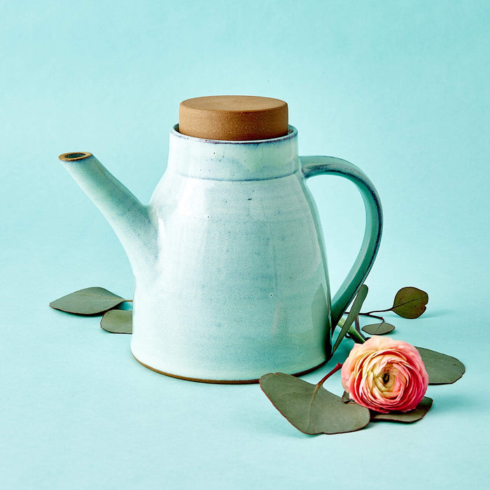 Chimini Teapot with Natural Lid
