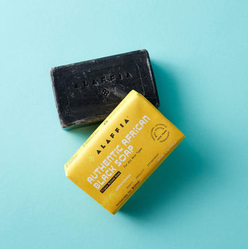 Lemongrass Citrus African Black Soap