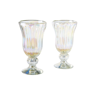 Ice Cream Sundae Glass - Iridescent