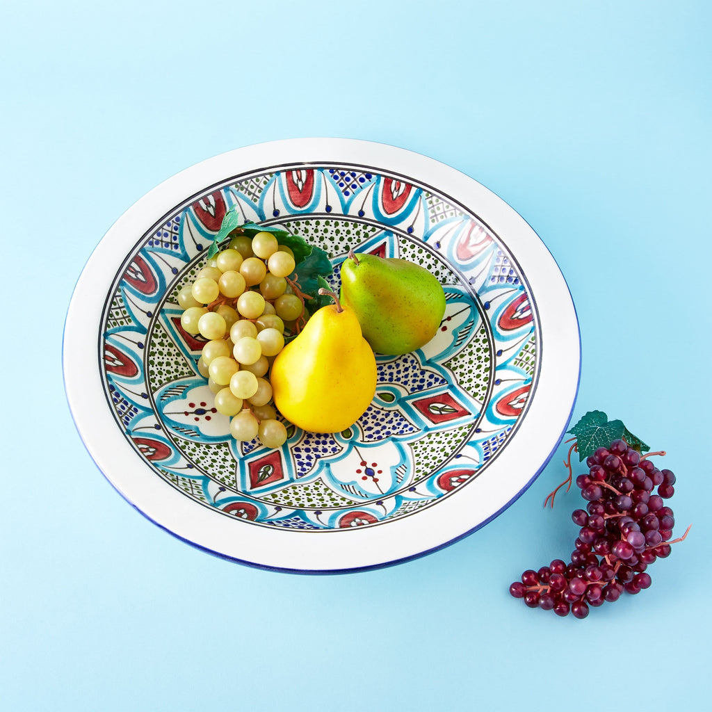 Large Serving Bowl - Malika