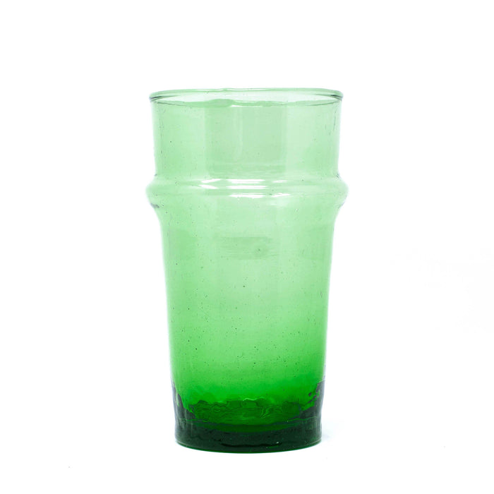 Tea Glass - Green