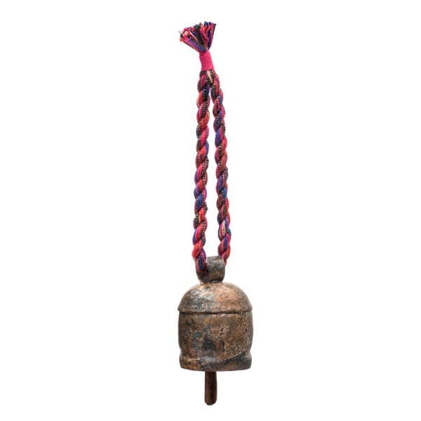 Red Twist Recycled Bell