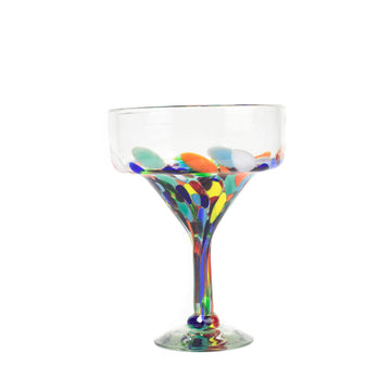 Margarita Glass - Colorful