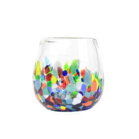Free Stemless Handblown Wine Glass + Free Shipping with purchase of membership