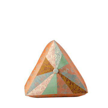 Triangular Meditation Cushion