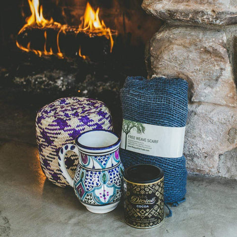 Cozy Box with Malika Mug