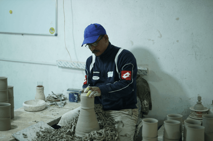 Artisan Fund Donation - A New Kiln for Moroccan Artisans