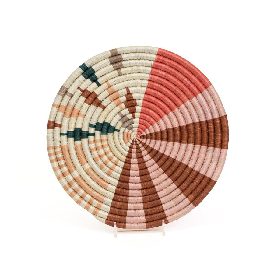 Trivet - Coral & Clay
