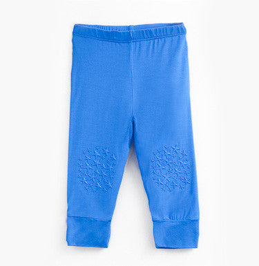 Crawling Pants - Electric Blue
