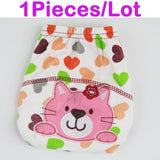 Baby/Infant Cotton Waterproof Reusable Nappy Diaper Training Pants Briefs Boy Girl Underwear Washable  Fraldas Reutilizaveis
