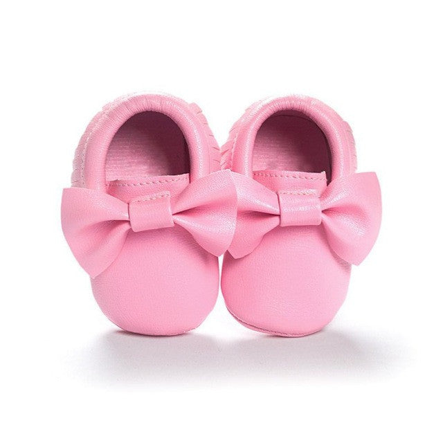 2017 Unisex Toddlers Baby Shoes Soft Soled Tassel PU Leather Crib Shoe –  LovelyBaby.ca 46f38afb341e