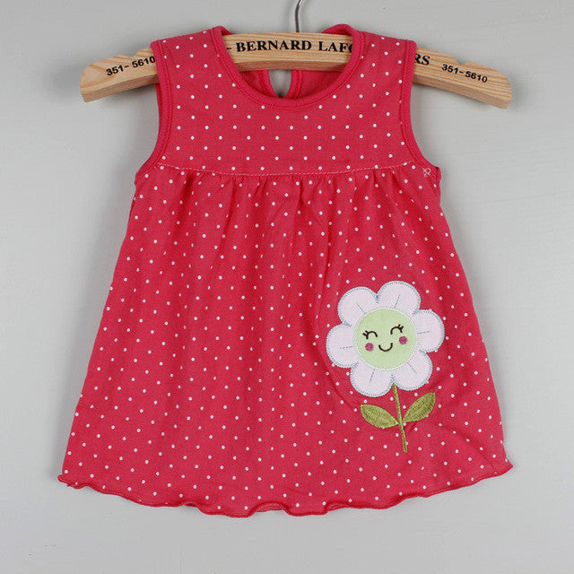 e2bf0135713e Top Quality Baby Dresses 2017 Princess 0-1years Girls Dress Cotton Clo –  LovelyBaby.ca