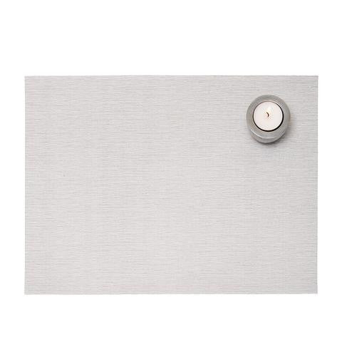 PLACEMAT SILVER GREY - 20 PLACEMAT PACK