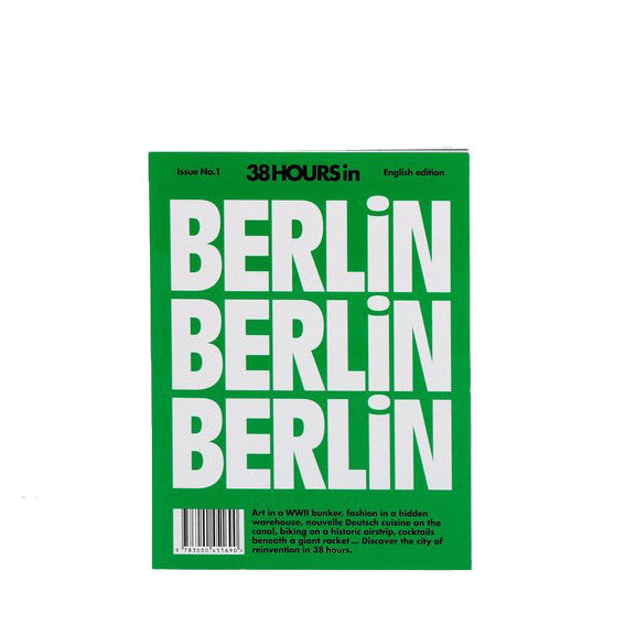 38 HOURS IN BERLIN