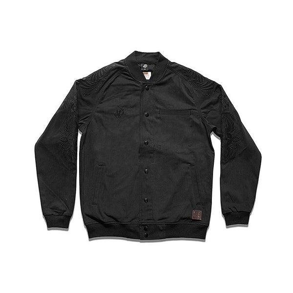 TALAVERA COTTON JACKET BLACK