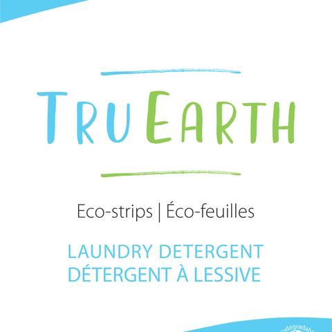 TruEarth Laundry Detergent Strips
