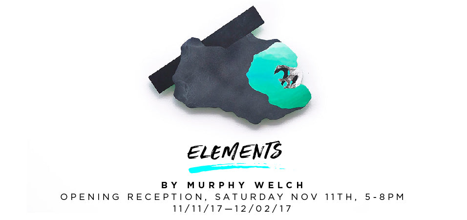 ELEMENTS<BR>MURPHY WELCH | 11/11/2017