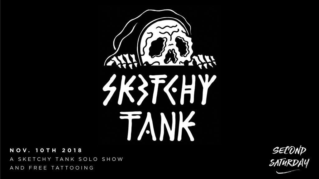 NO SURRENDER<BR>SKETCHY TANK | 11/10/2018