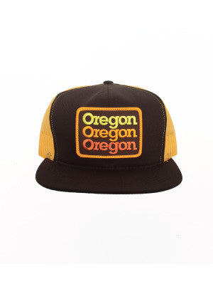 Oregon Stack Action Cap
