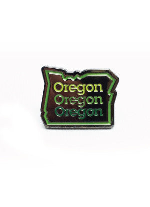 Oregon Stack Pin