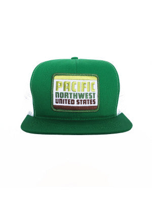 Pacific Northwest United States Action Cap