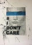 Yannick Hamon<br># I Don't Care (Blue)