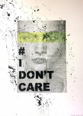 Yannick Hamon<br>I Don't Care (Yellow)