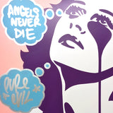 Hedy - Angels Never Die<br>Unique 1/1 handfinished screenprint