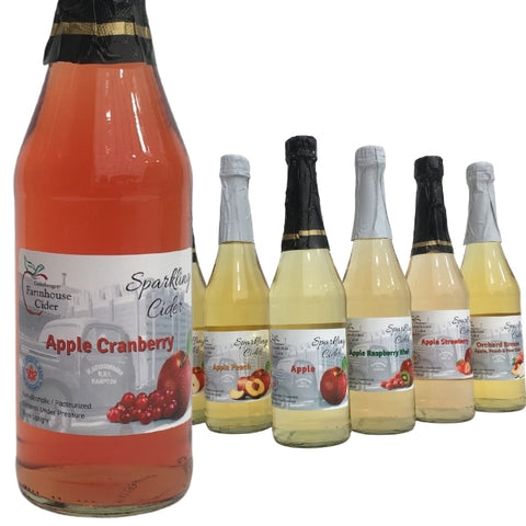 Sparkling Ciders - Non-alcoholic