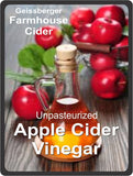 Apple Cider Vinegar (750ml) Unpasteurized