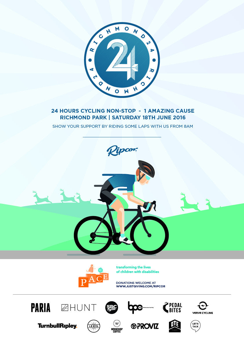Richmond 24 Challenge 18th June | Le Col Cycling