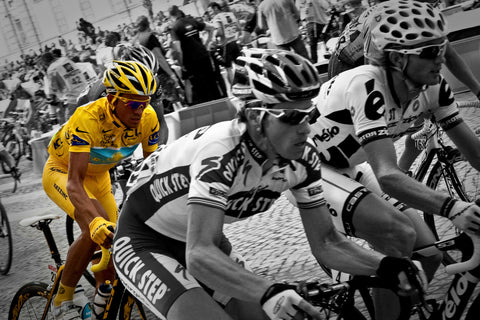 The History of the Yellow Jersey - by Le Col.cc