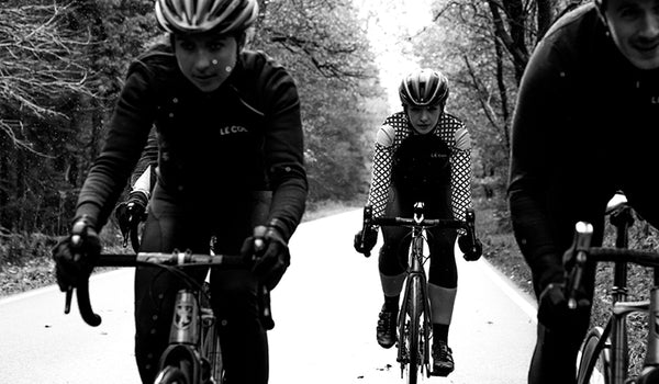 Winter Riding Le Col