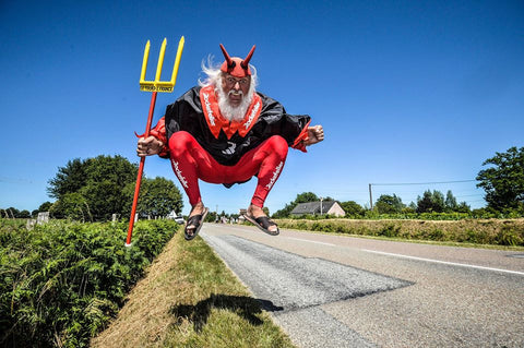 Didi The Devil (photo credit: The Human Race)
