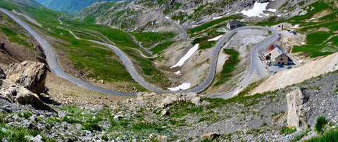 Col de Galibier. 7 Must climb French Mountains according to LeCol.cc