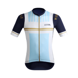 Le Col by Wiggins Jersey - Pro - Geo