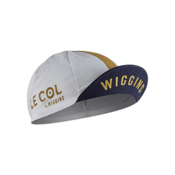 LE COL BY WIGGINS CAP WHITE