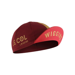 LE COL BY WIGGINS CAP RED