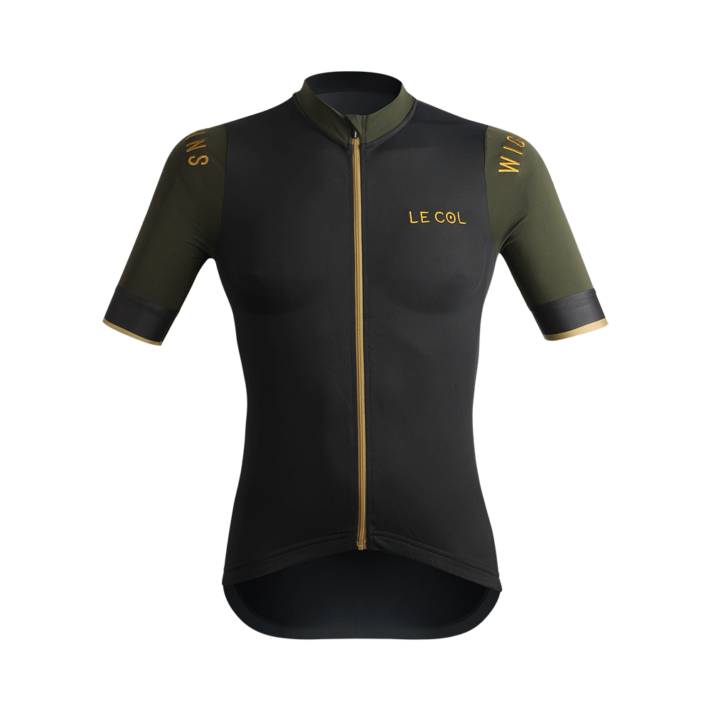 Womens Le Col By Wiggins Hors Categorie Jersey