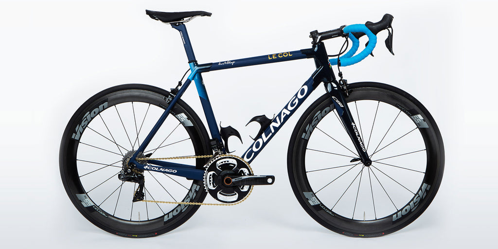 Le Col X Colnago C64 Limited Edition Frameset